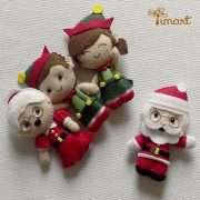 bonecos-natalinos-feltro