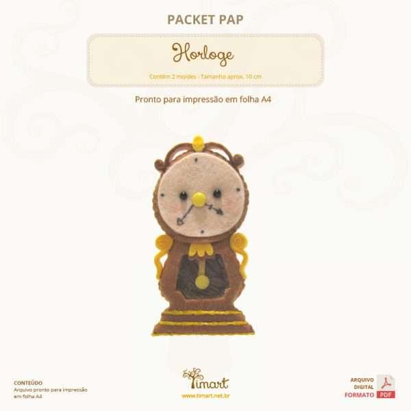 packet-pap-horloge