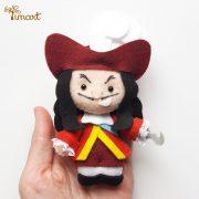 capitão-gancho-feltro-molde-pocket-timart