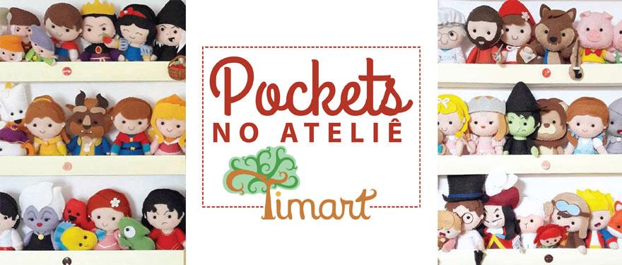 Pockets no Ateliê Timart