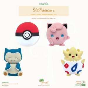 Apostila Digital – Kit Pokémon 2