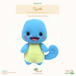 Apostila Digital – Squirtle