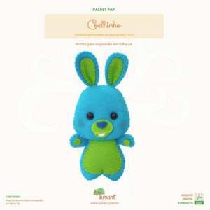 Apostila Digital Coelhinho (Bunny)