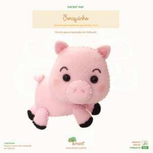 Apostila Digital Porquinho Toy