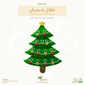 Arquivo Digital – Molde Árvore de Natal