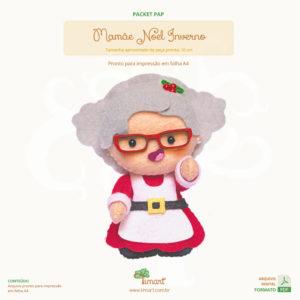 Apostila Digital Mamãe Noel Inverno