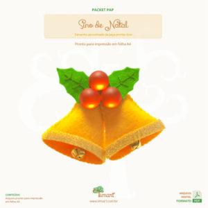 Arquivo Digital – Molde Sino de Natal