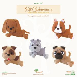 Apostila Digital Kit Cachorros 1