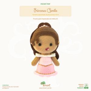 Apostila Digital – Princesa Camile