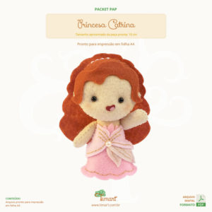 Apostila Digital – Princesa Catrina