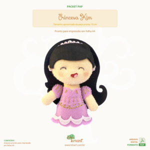 Apostila Digital – Princesa Kim