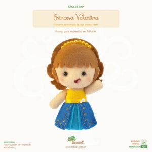 Apostila Digital – Princesa Valentina