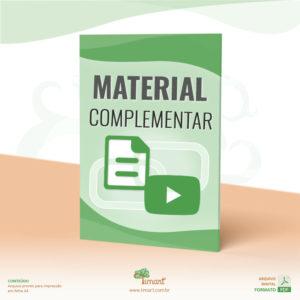 Material Complementar – Iniciante em Feltro