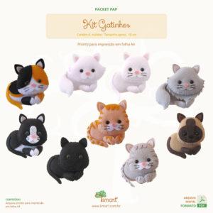 kit-gatinhos-sentados-packet-pap